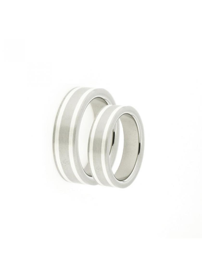 Titanový snubní prsten PATTIC PSTIR06201