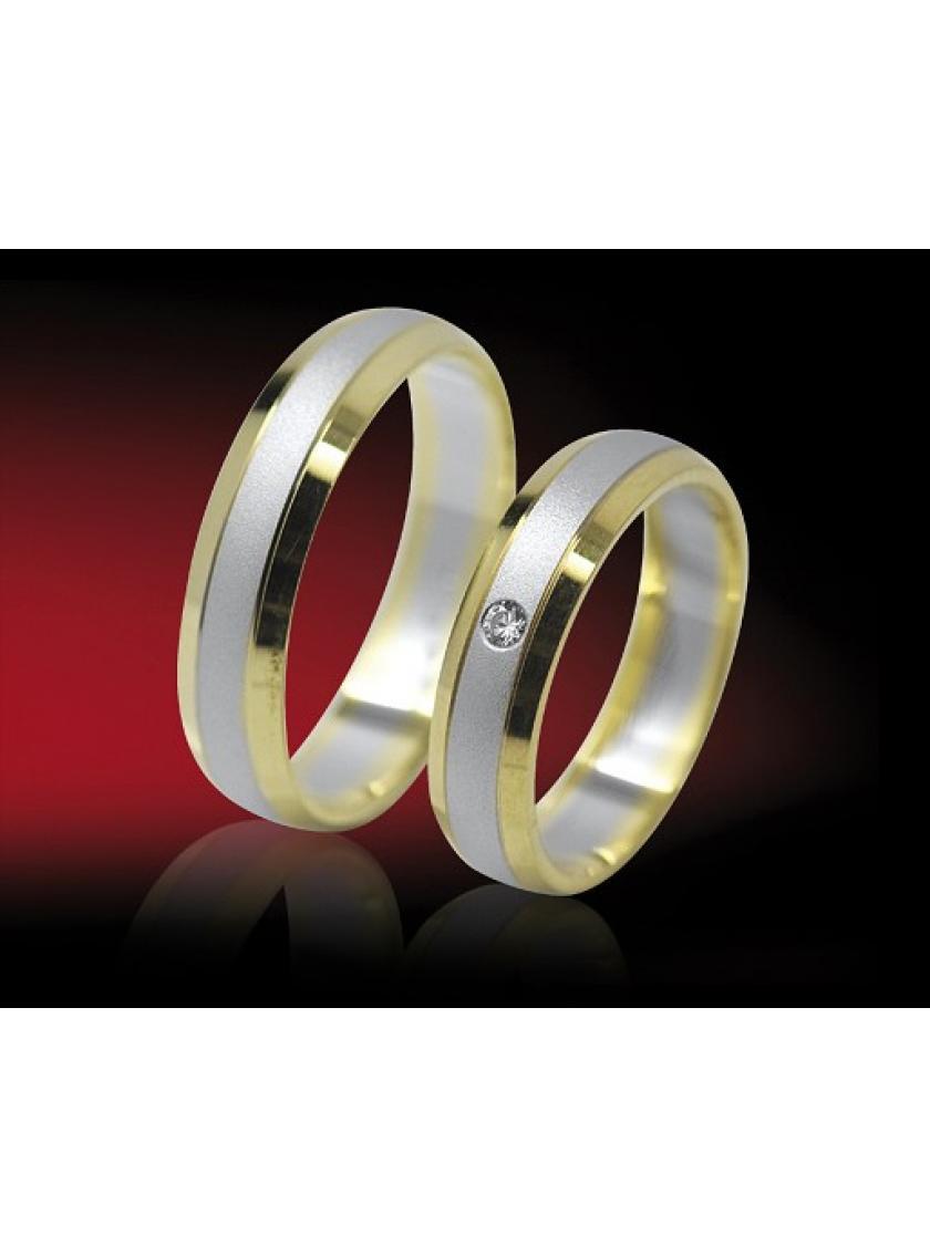 Snubní prsteny RETOFY 11/Kk
