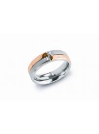 Snubní titanový prsten BOCCIA 0101-2759