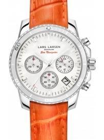 Dámské hodinky LARS LARSEN Sea Navigator Sport  134SWWOL