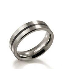 Snubní titanový prsten BOCCIA 0101-1460