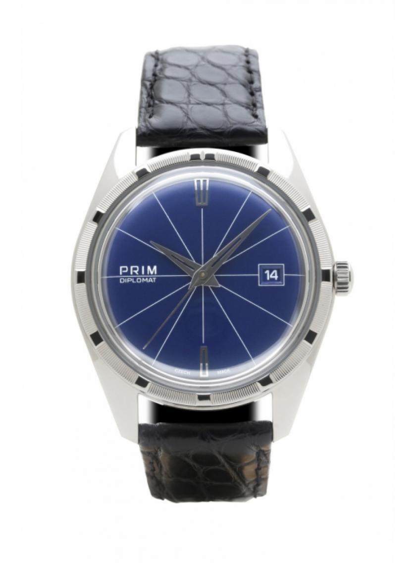 Pánské hodinky PRIM Diplomat 40 C 98-202-395-00-1