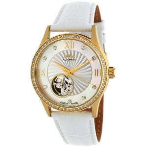 Dámské hodinky PRIM Open Heart Pearl W02C.13049.A