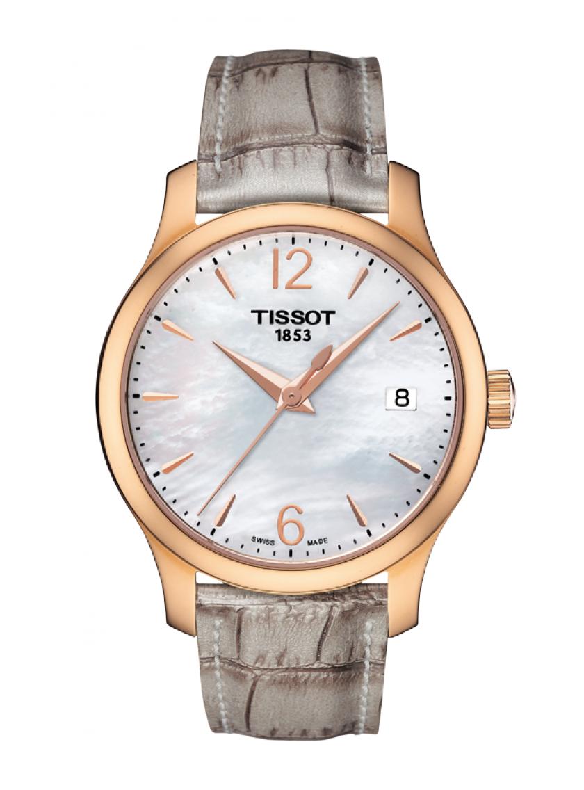 Dámské hodinky TISSOT Tradition T063.210.37.117.00