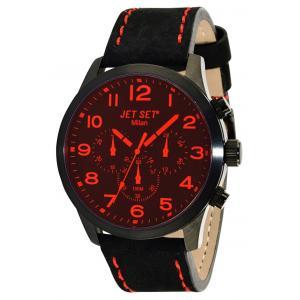 Pánské hodinky JET SET Milan j6480B-217