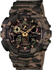 Pánské hodinky CASIO G-SHOCK GA-100CM-5A