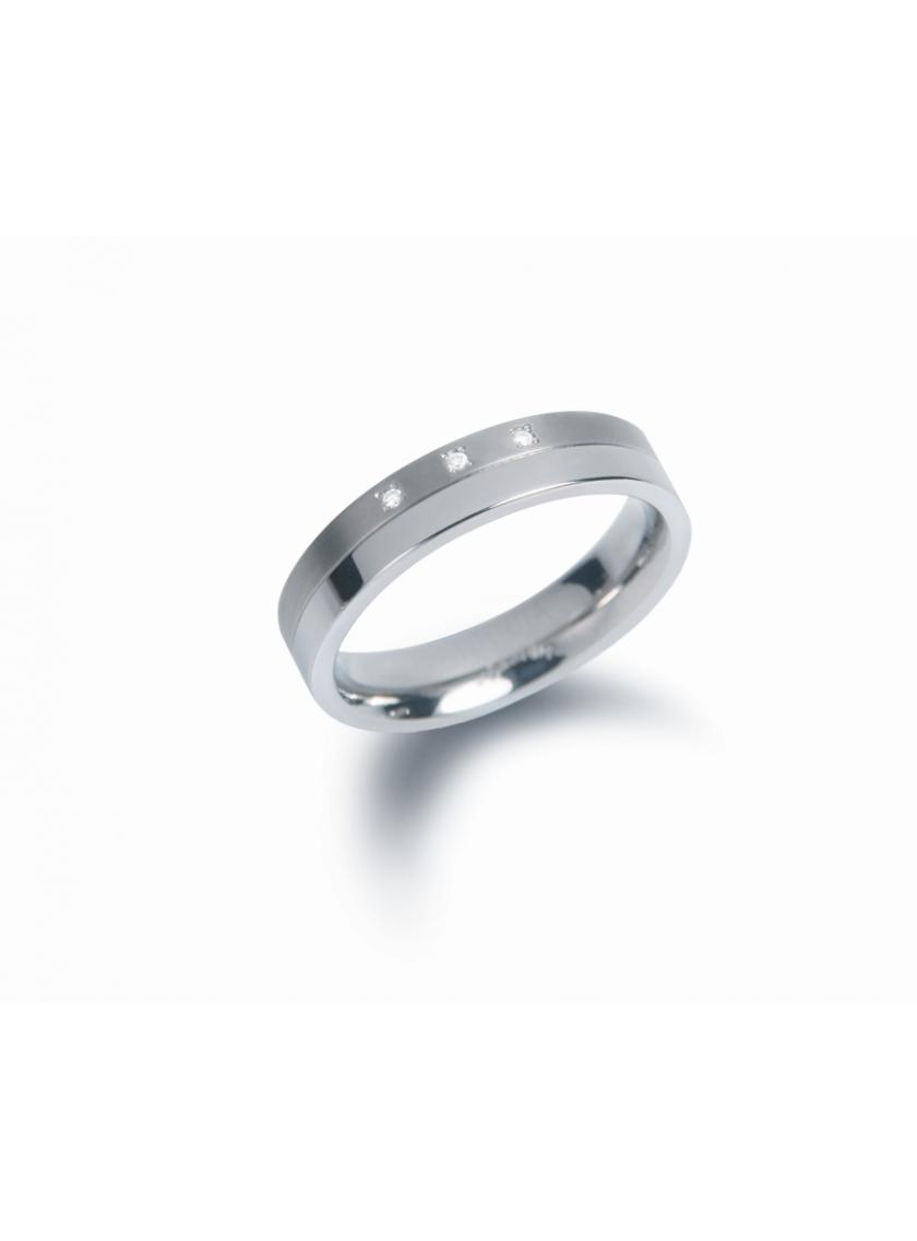 Titanový prsten BOCCIA 0129-03