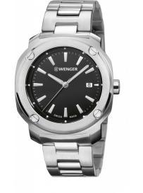 Pánské hodinky WENGER Edge Index 01.1141.109