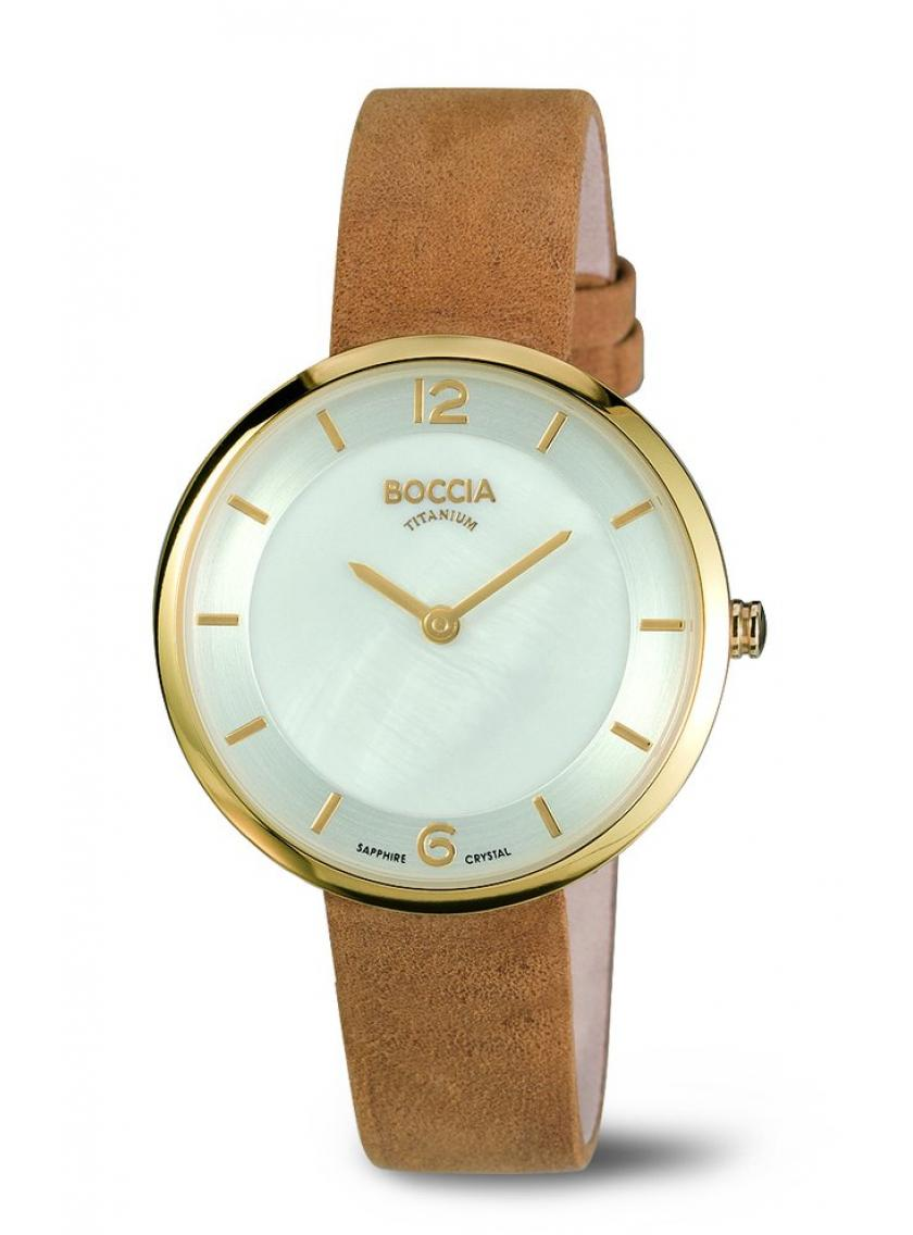 92e6c136c39 3D náhled. Dámské hodinky BOCCIA TITANIUM 3244-03