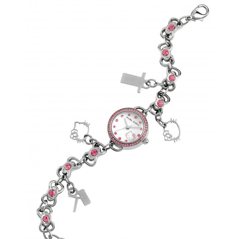 Dámské hodinky HELLO KITTY HK2804-142