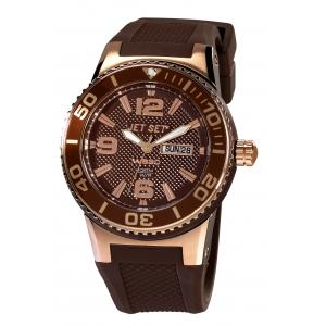 Pánské i dámské hodinky JET SET J5545R-766