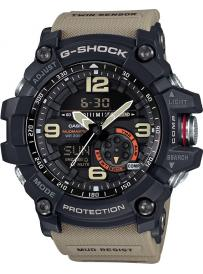 3004b63ffcb 3D náhled. Pánské hodinky CASIO G-SHOCK Mudmaster GG-1000-1A5