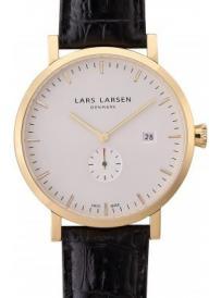Pánské hodinky LARS LARSEN Sebastian 131GWBLL