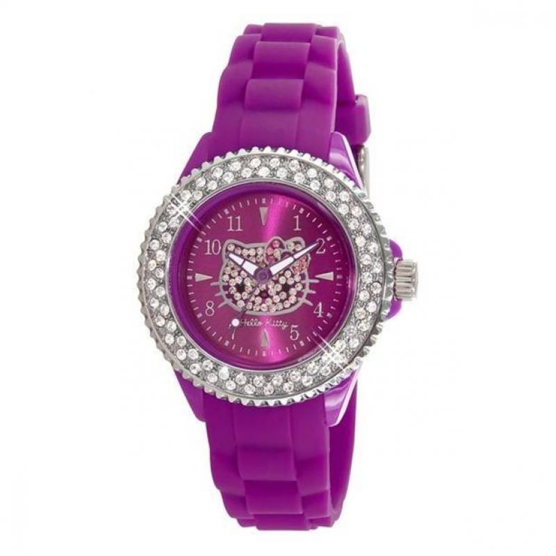 Dámské hodinky HELLO KITTY JHK161S-010