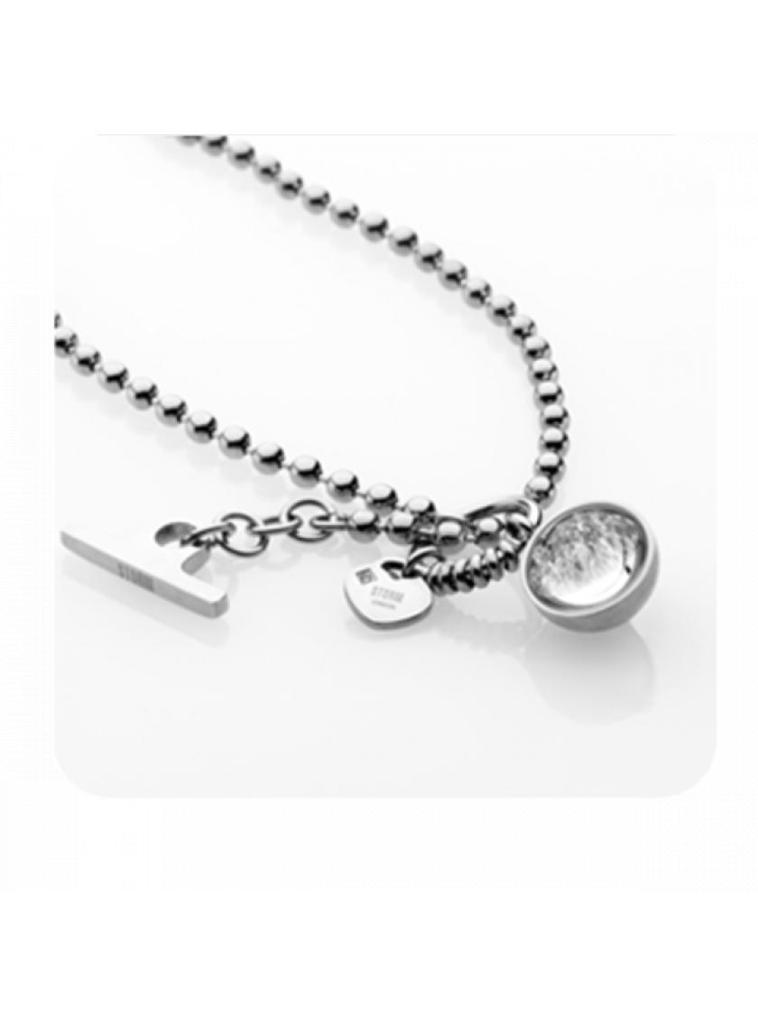 Náhrdelník STORM Crysta Ball Silver 9980645/S