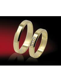 Snubní prsteny RETOFY 13/A
