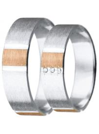 Snubní prsten HEJRAL Viola 7