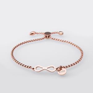 Náramek STORM Infinity Bracelet - Rose Gold 9980833/RG