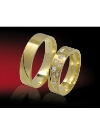 Snubní prsteny RETOFY 19/H