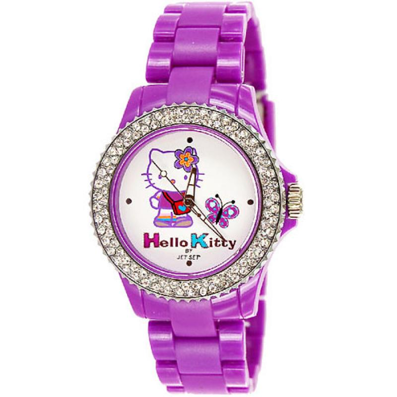 Dětské hodinky HELLO KITTY JHK9904-10