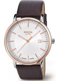 Pánské hodinky BOCCIA TITANIUM 3557-04