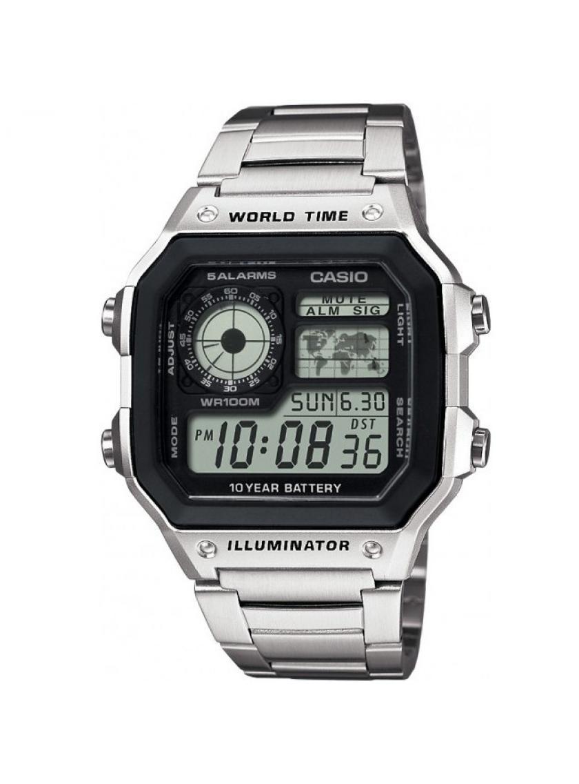 Pánské hodinky CASIO Collection AE-1200WHD-1A