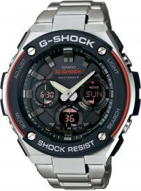 Pánské hodinky CASIO G-SHOCK G-Steel GST-W100D-1A4