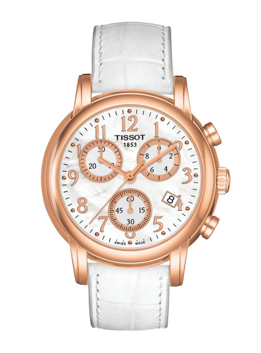 Dámské hodinky TISSOT Classic Dressport T050.217.36.112.00
