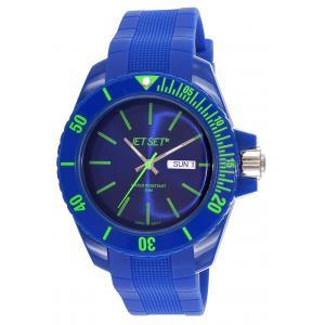 Unisex hodinky JET SET Bubble J83491-12
