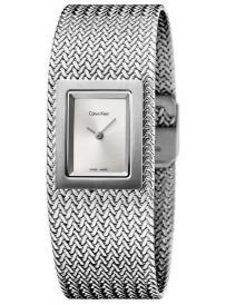 Dámské hodinky CALVIN KLEIN Mesh K5L13136