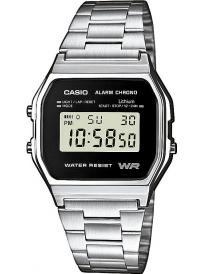 Hodinky CASIO Collection Retro A-158WEA-1EF