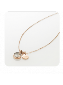 Mimi Necklace - Rose Gold