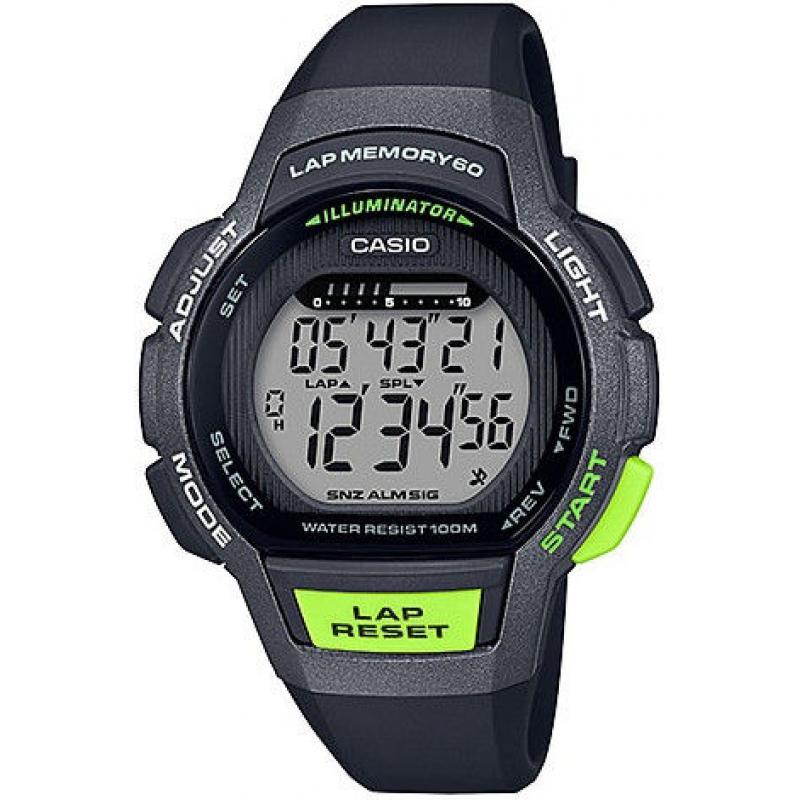 Dámské hodinky CASIO Collection Basic LWS-1000H-1AVEF