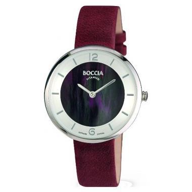 Dámské hodinky BOCCIA TITANIUM 3244-02