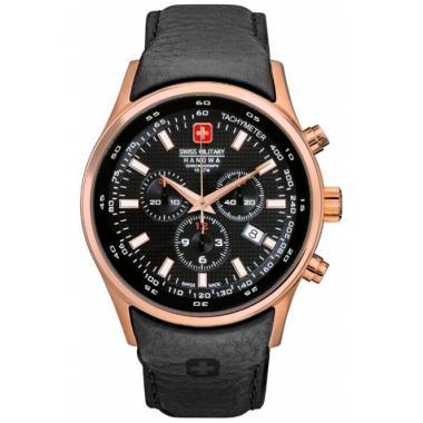 Pánské hodinky SWISS MILITARY Hanowa Navalus Chrono 4156.09.007