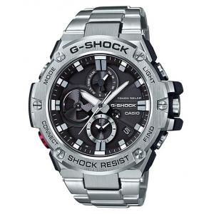 Pánské hodinky CASIO G-SHOCK G-Steel Tough Solar Bluetooth GST-B100D-1A