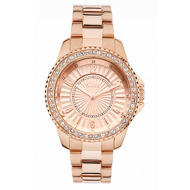 Dámské hodinky STORM Zirona Crystal - Rose Gold 47276/RG