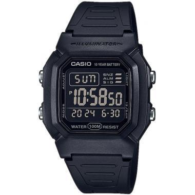 Pánské hodinky CASIO Collection W-800H-1BVES