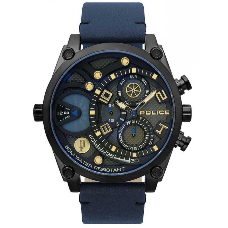 Pánské hodinky POLICE Vigor PL15381JSB/61