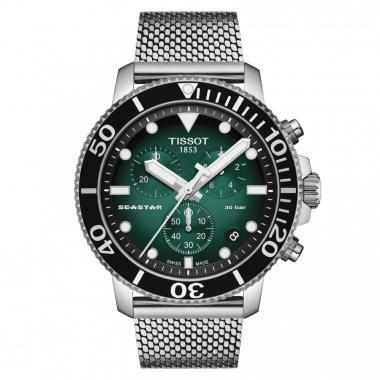 Pánské hodinky TISSOT Seastar 1000 Chronograph T120.417.11.091.00