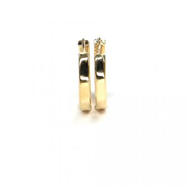 Náušnice ze žlutého zlata Pattic AU 585/000 0,85 gr ARP110304Y