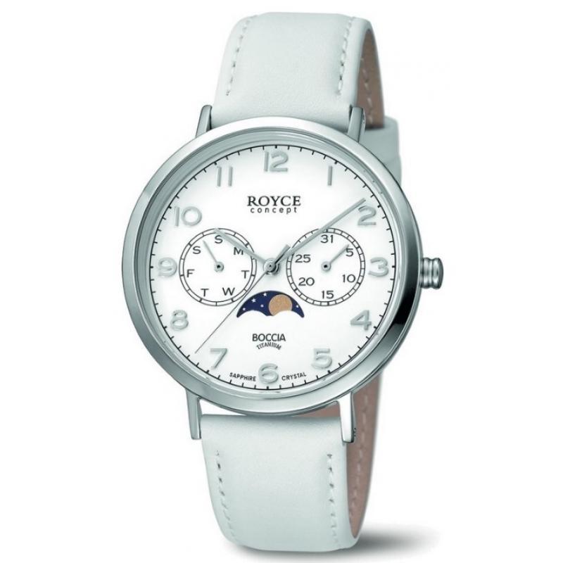 Dámské hodinky BOCCIA TITANIUM 3612-01