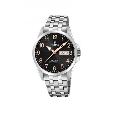 Pánské hodinky FESTINA Classic Bracelet 20357/D