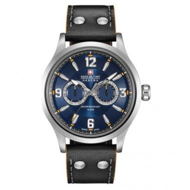 3D náhled. Pánské hodinky SWISS MILITARY Hanowa Undercover Multifunction  4307.04.003 84b17337b8a