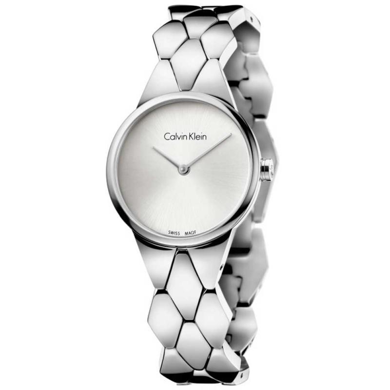 Dámské hodinky CALVIN KLEIN Snake K6E23146