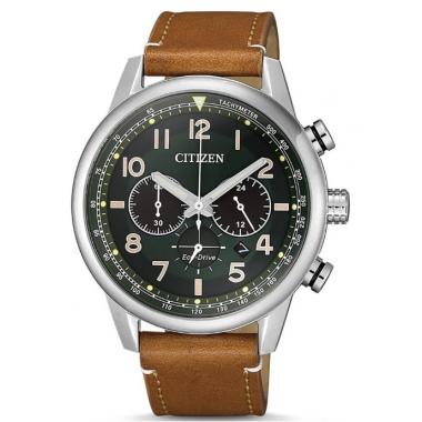 Pánské hodinky CITIZEN Classic Chrono Eco Drive CA4420-21X
