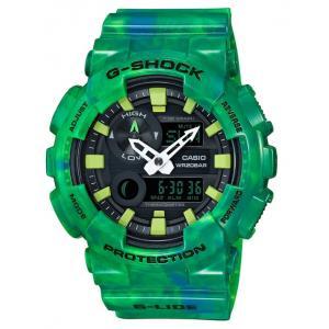 Pánské hodinky CASIO G-SHOCK GAX-100MB-3A