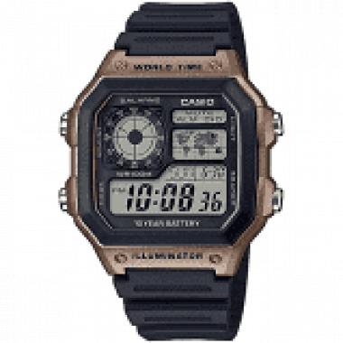 Pánské hodinky CASIO Collection AE-1200WH-5AVEF