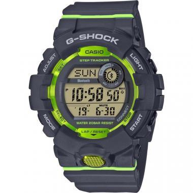 Pánské hodinky CASIO G-SHOCK Bluetooth GBD-800-8