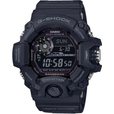 Pánské hodinky CASIO G-SHOCK Rangeman GW-9400-1BER